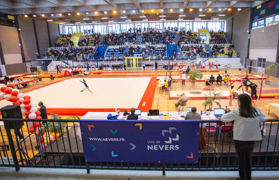 Les Installations Sportives Nevers Fr